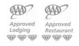 AAA Approved Lodging / AAA Approved Restaurant